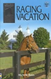 book cover of Racing Vacation