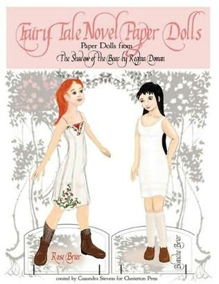 book cover of Fairy Tale Novel Paper Dolls