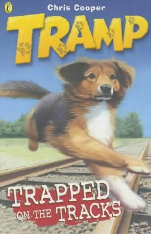 book cover of Trapped on the Tracks