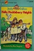 book cover of Hello Huckleberry Heights
