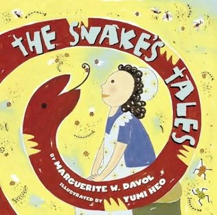 book cover of The Snake\'s Tale