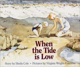 book cover of When the Tide Is Low