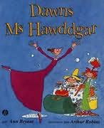 book cover of Dawns Ms Hawddgar