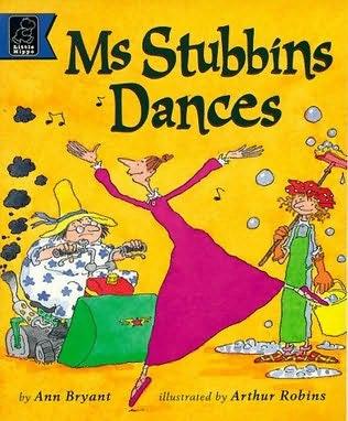 book cover of Ms Stubbins Dances