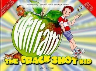 book cover of William the Crack Shot Kid