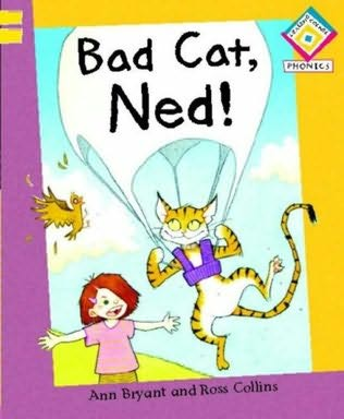 book cover of Bad Cat, Ned!