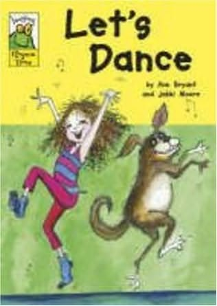 book cover of Let\'s Dance