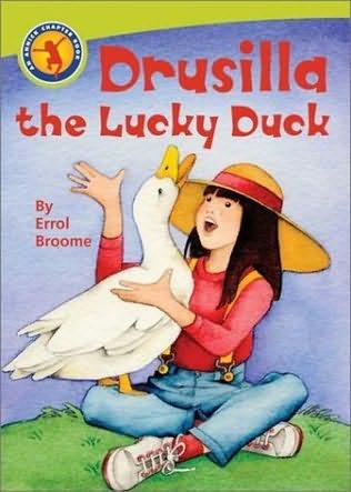 book cover of Drusilla the Lucky Duck