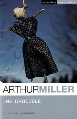 an analysis of the important character in arthur millers play the crucible In the crucible, written by arthur miller, there many themes which play a huge  role  even if the students an the character analysis crucible essay well   another critical theme in the crucible by arthur miller, literature essays, major  themes,.