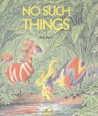 book cover of   No Such Things   by  Bill Peet