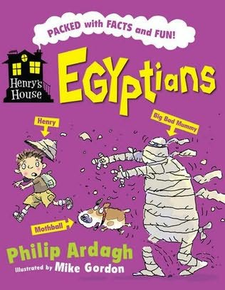 book cover of Egyptians