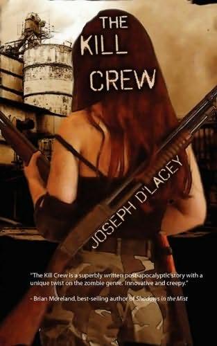 book cover of The Kill Crew