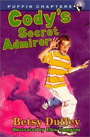 book cover of Cody\'s Secret Admirer