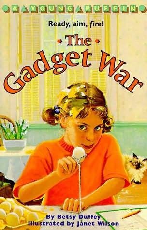 book cover of The Gadget War