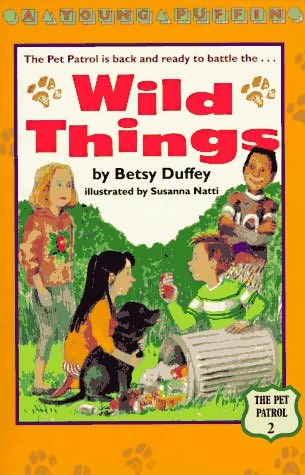 book cover of The Wild Things