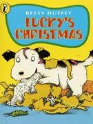 book cover of Lucky Christmas