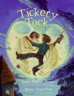 book cover of Tickety Tock