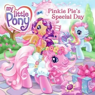 book cover of Pinkie Pie\'s Special Day