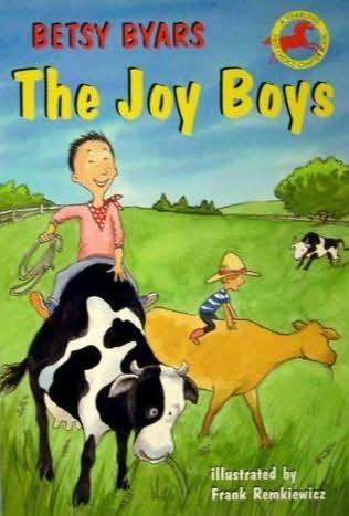book cover of The Joy Boys