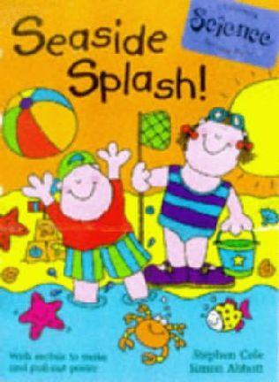 book cover of Seaside Splash