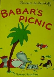 book cover of Babar\'s Picnic