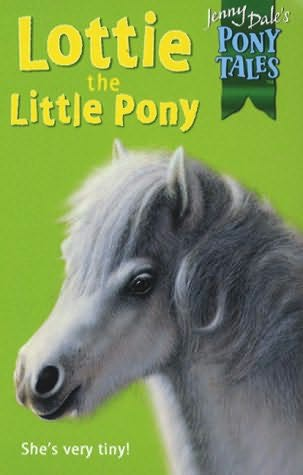 book cover of Lottie the Little Pony