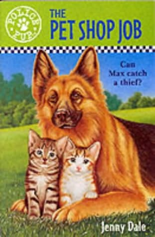 book cover of Pet Shop Job