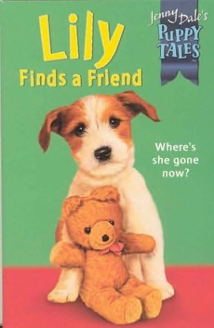 book cover of Lily Finds a Friend