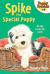book cover of Spike