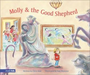 book cover of Molly & the Good Shepherd