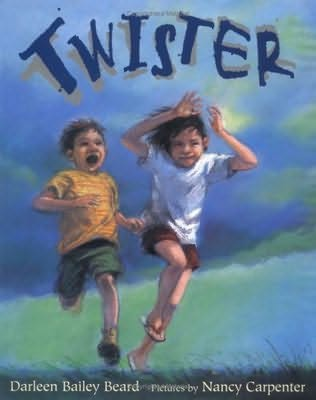 book cover of Twister