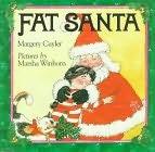 book cover of Fat Santa