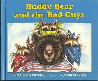 book cover of Buddy Bear and the Bad Guys