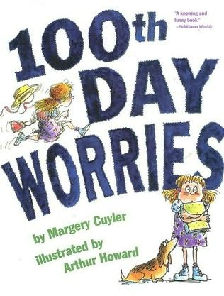 book cover of 100th Day Worries