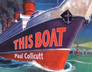 book cover of This Boat