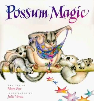 book cover of Possum Magic