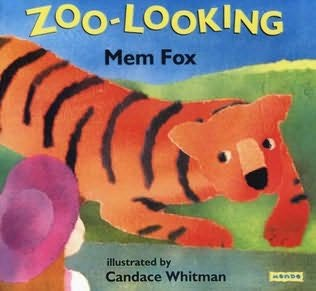 book cover of Zoo-looking