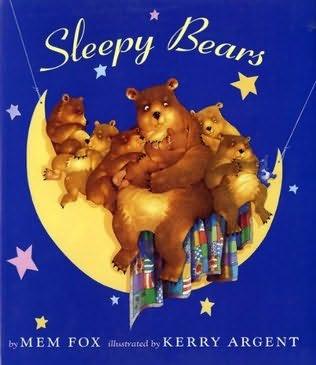 book cover of Sleepy Bears