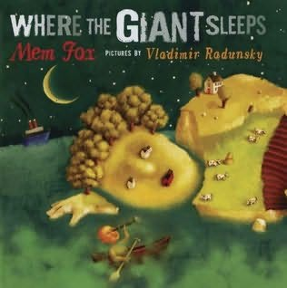 book cover of Where the Giant Sleeps