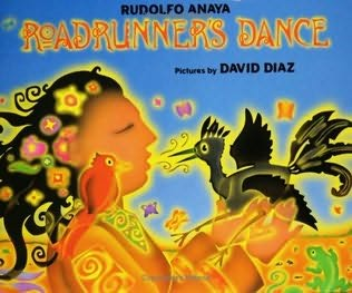 book cover of Roadrunner\'s Dance