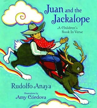 book cover of Juan and the Jackalope