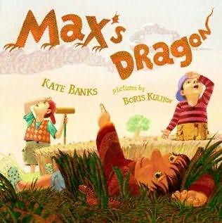 book cover of Max\'s Dragon