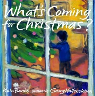 book cover of What\'s Coming for Christmas?