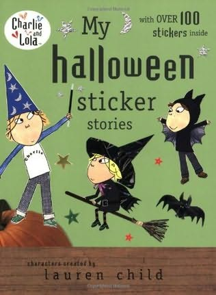 book cover of My Halloween Sticker Stories