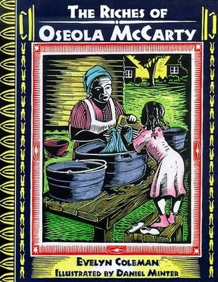 book cover of The Riches of Oseola Mccarty