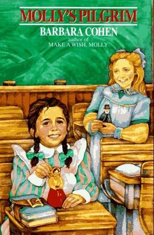 book cover of Molly\'s Pilgrim