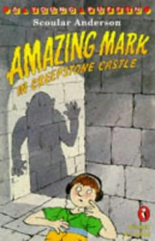 book cover of Amazing Mark in Creepstone Castle