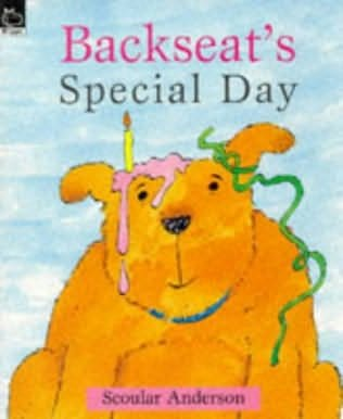 book cover of Backseat\'s Special Day