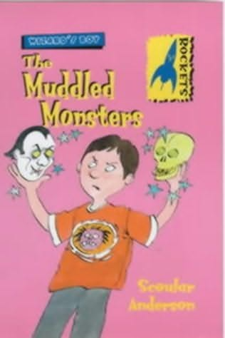 book cover of Muddled Monsters