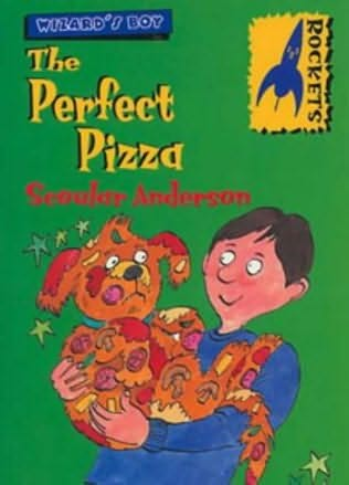 book cover of The Perfect Pizza